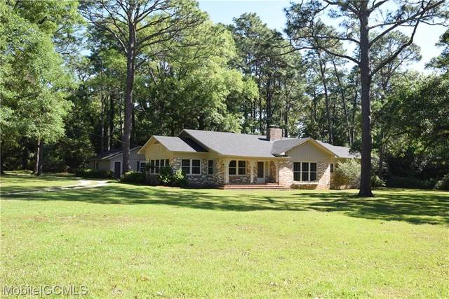 3928 Woodmont Drive, Mobile, AL 36693 (MLS #638889) :: Mobile Bay Realty