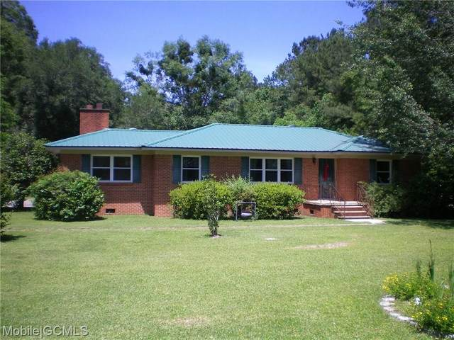 1660 Military Road, Mount Vernon, AL 36560 (MLS #638924) :: Berkshire Hathaway HomeServices - Cooper & Co. Inc., REALTORS®