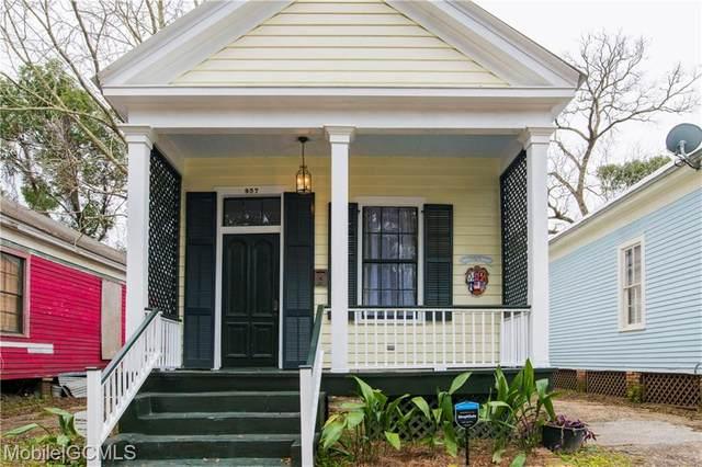 957 Savannah Street, Mobile, AL 36604 (MLS #639052) :: JWRE Powered by JPAR Coast & County