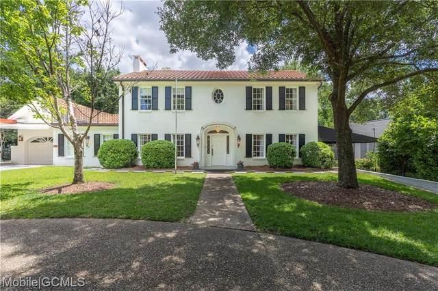 56 Hillwood Road, Mobile, AL 36608 (MLS #639188) :: Mobile Bay Realty