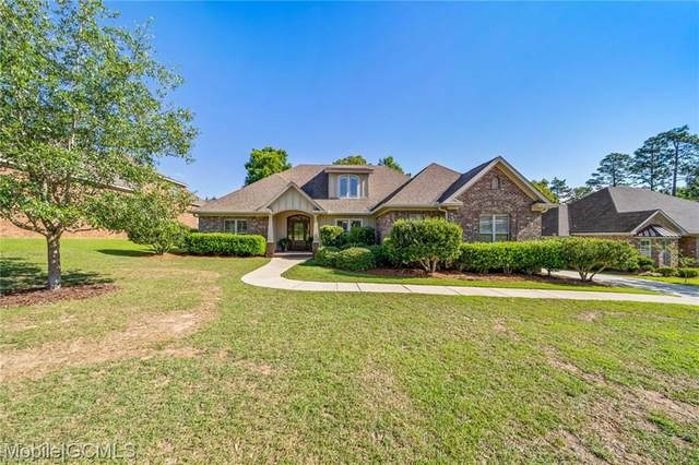 7201 Butterfly Circle, Spanish Fort, AL 36527 (MLS #639434) :: JWRE Powered by JPAR Coast & County