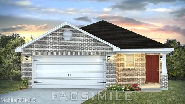 107 Pierce Court, Saraland, AL 36571 (MLS #639549) :: Mobile Bay Realty