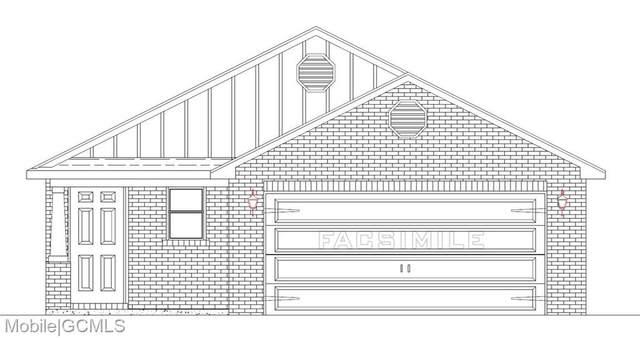 112 Pierce Court, Saraland, AL 36571 (MLS #639560) :: Mobile Bay Realty