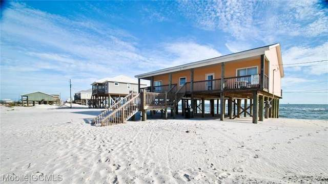 104 Vargas Court, Dauphin Island, AL 36528 (MLS #639595) :: Berkshire Hathaway HomeServices - Cooper & Co. Inc., REALTORS®