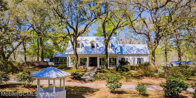 17401 Bee Gum Road, Bay Minette, AL 36507 (MLS #639706) :: Berkshire Hathaway HomeServices - Cooper & Co. Inc., REALTORS®