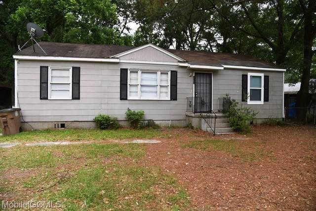3053 Louise Drive S, Mobile, AL 36606 (MLS #639713) :: Berkshire Hathaway HomeServices - Cooper & Co. Inc., REALTORS®