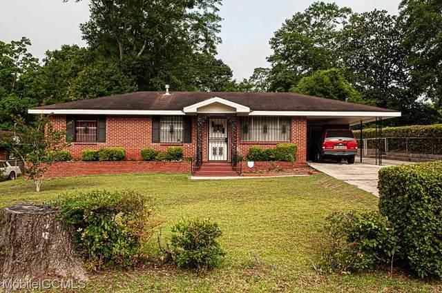 1303 Stevens Lane, Mobile, AL 36618 (MLS #639744) :: Berkshire Hathaway HomeServices - Cooper & Co. Inc., REALTORS®