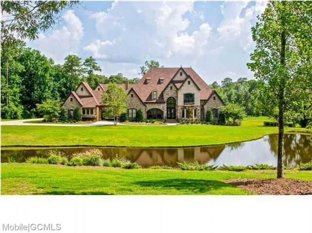3520 Lakefront Drive, Mobile, AL 36695 (MLS #639759) :: JWRE Powered by JPAR Coast & County