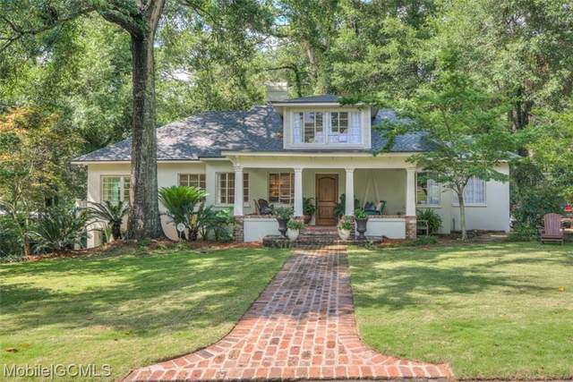 103 North Avenue, Fairhope, AL 36532 (MLS #639784) :: JWRE Powered by JPAR Coast & County