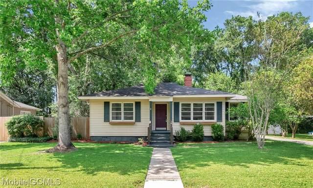 3052 Calais Street, Mobile, AL 36606 (MLS #639800) :: Berkshire Hathaway HomeServices - Cooper & Co. Inc., REALTORS®