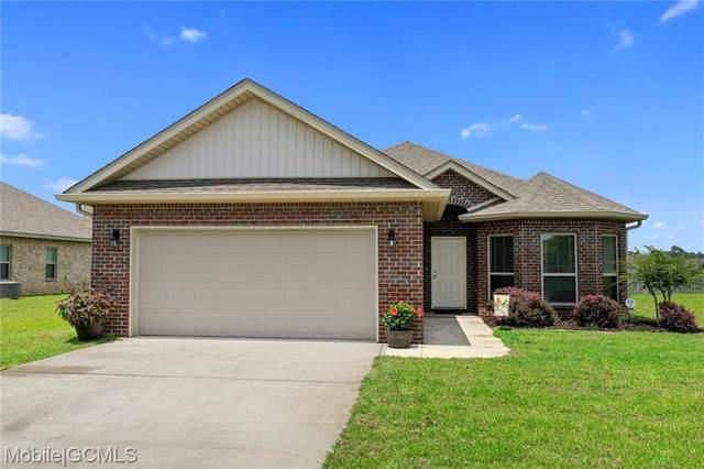 9321 Clayton Drive, Fairhope, AL 36532 (MLS #639833) :: JWRE Powered by JPAR Coast & County