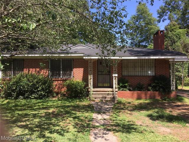 601 Magnolia Road, Mobile, AL 36606 (MLS #639863) :: Berkshire Hathaway HomeServices - Cooper & Co. Inc., REALTORS®