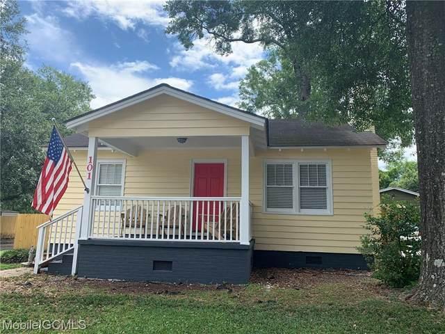 101 Westwood Street, Mobile, AL 36606 (MLS #639870) :: Berkshire Hathaway HomeServices - Cooper & Co. Inc., REALTORS®