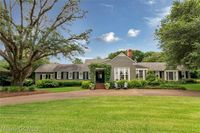 20 Country Club Road, Mobile, AL 36608 (MLS #639879) :: Mobile Bay Realty