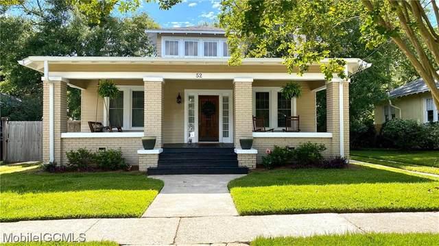52 Demouy Avenue, Mobile, AL 36606 (MLS #639929) :: Berkshire Hathaway HomeServices - Cooper & Co. Inc., REALTORS®