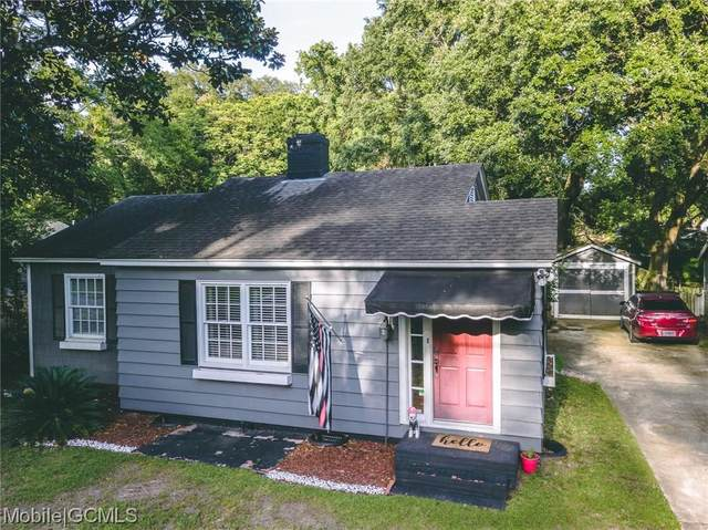 115 Ellinor Street, Mobile, AL 36606 (MLS #639961) :: Berkshire Hathaway HomeServices - Cooper & Co. Inc., REALTORS®