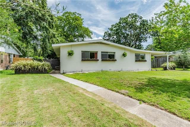 2754 Marcelus Drive, Mobile, AL 36606 (MLS #640028) :: Berkshire Hathaway HomeServices - Cooper & Co. Inc., REALTORS®