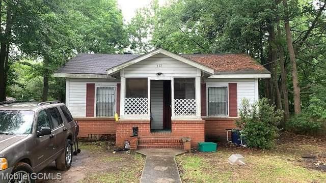 315 Price Avenue S, Prichard, AL 36610 (MLS #640051) :: Berkshire Hathaway HomeServices - Cooper & Co. Inc., REALTORS®