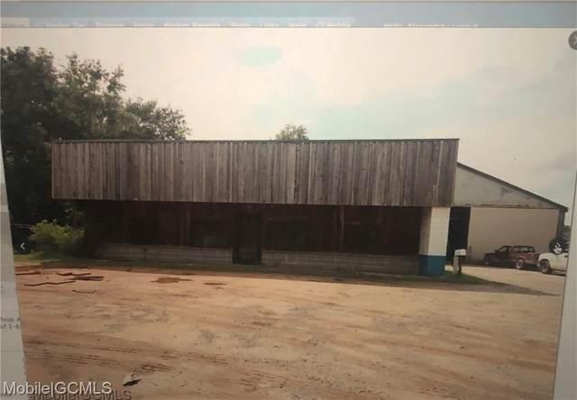 923 Whistler Street, Prichard, AL 36610 (MLS #640120) :: Berkshire Hathaway HomeServices - Cooper & Co. Inc., REALTORS®