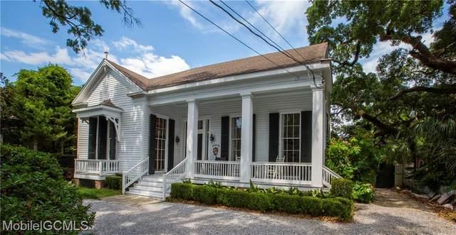 15 Common Street, Mobile, AL 36604 (MLS #640133) :: JWRE Powered by JPAR Coast & County