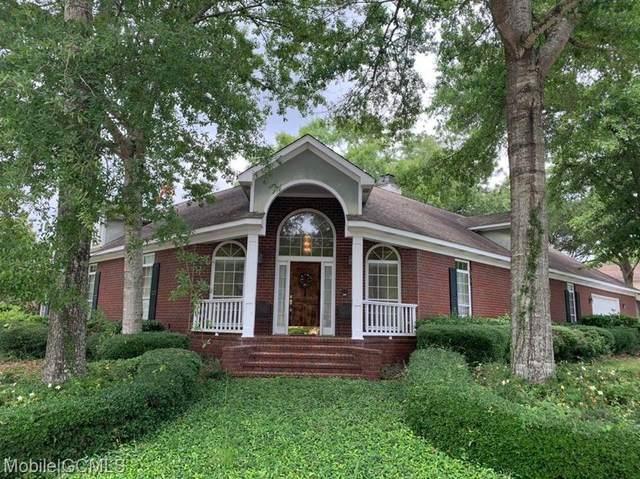 6108 Sturbridge Drive #1, Mobile, AL 36609 (MLS #641463) :: Berkshire Hathaway HomeServices - Cooper & Co. Inc., REALTORS®