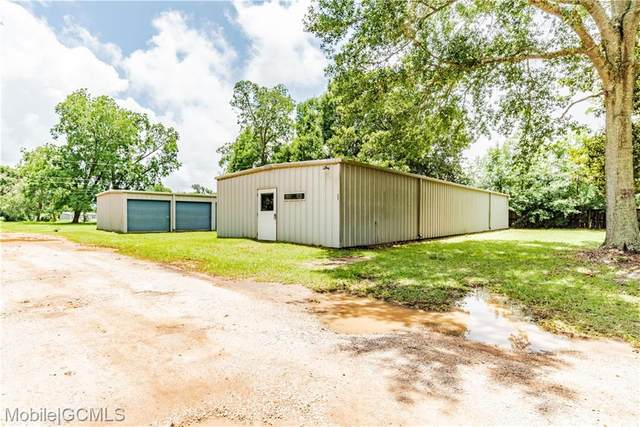 8601 Old Pascagoula Road, Theodore, AL 36582 (MLS #641591) :: Mobile Bay Realty