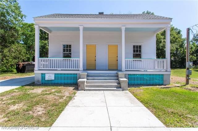 1009 Texas Street, Mobile, AL 36604 (MLS #641844) :: Mobile Bay Realty