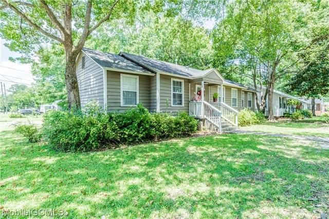 98 Lee Street, Chickasaw, AL 36611 (MLS #641853) :: Berkshire Hathaway HomeServices - Cooper & Co. Inc., REALTORS®