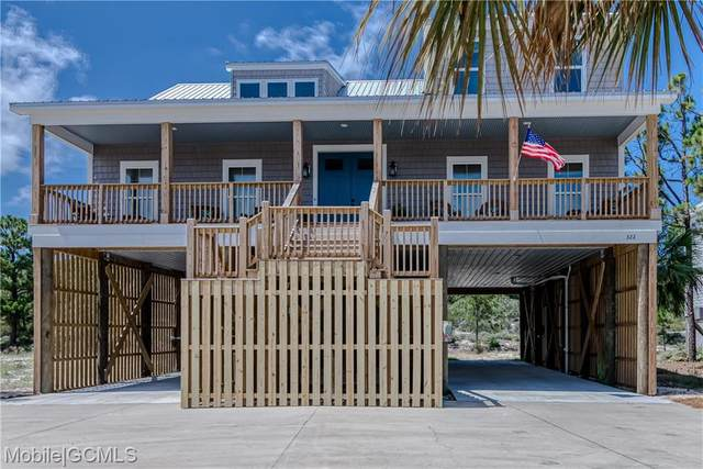 322 Audubon Place, Dauphin Island, AL 36528 (MLS #641885) :: Mobile Bay Realty