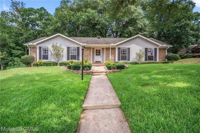 7910 Castlewood Court, Mobile, AL 36619 (MLS #641907) :: Mobile Bay Realty
