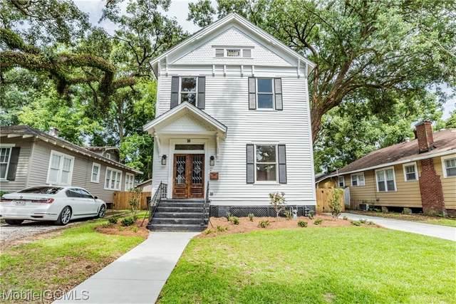16 Lemoyne Place, Mobile, AL 36604 (MLS #642002) :: Berkshire Hathaway HomeServices - Cooper & Co. Inc., REALTORS®