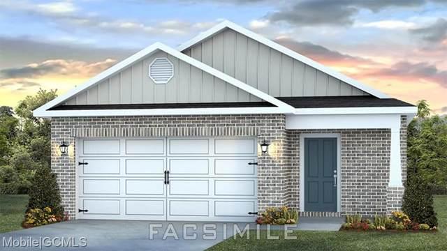 100 Pierce Court, Saraland, AL 36571 (MLS #642108) :: Mobile Bay Realty