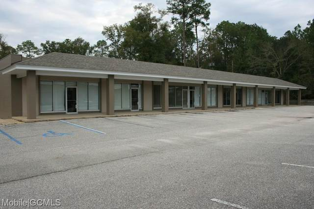 4080 Government Boulevard, Mobile, AL 36693 (MLS #642290) :: JWRE Powered by JPAR Coast & County