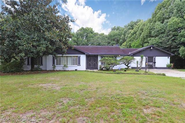 3855 Mountain Drive, Mobile, AL 36693 (MLS #642320) :: Berkshire Hathaway HomeServices - Cooper & Co. Inc., REALTORS®