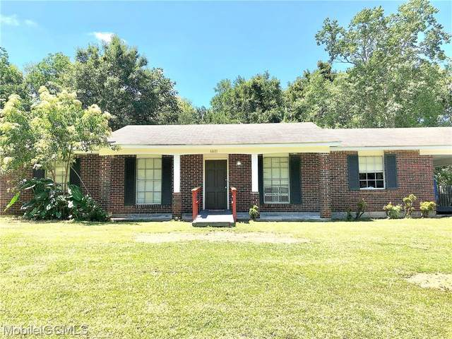6681 Lincolnshire Road, Mobile, AL 36619 (MLS #642346) :: Mobile Bay Realty