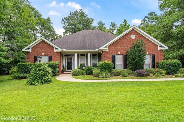 54 General Canby Drive, Spanish Fort, AL 36527 (MLS #642395) :: JWRE Powered by JPAR Coast & County