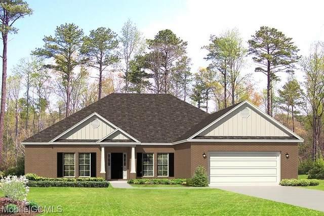 2343 Clairmont Drive W, Semmes, AL 36575 (MLS #642550) :: Berkshire Hathaway HomeServices - Cooper & Co. Inc., REALTORS®