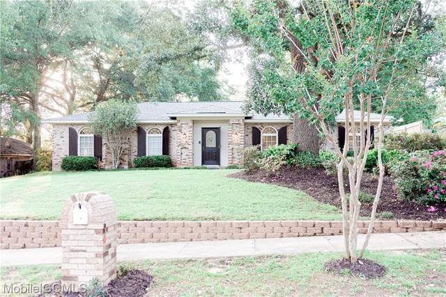 2628 Wagon Wheel Drive, Mobile, AL 36695 (MLS #642555) :: Berkshire Hathaway HomeServices - Cooper & Co. Inc., REALTORS®