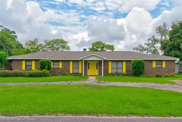 5238 Todd Acres Drive, Mobile, AL 36619 (MLS #642718) :: Mobile Bay Realty