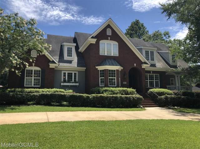 6911 Providence Estates Drive S, Mobile, AL 36695 (MLS #642734) :: JWRE Powered by JPAR Coast & County