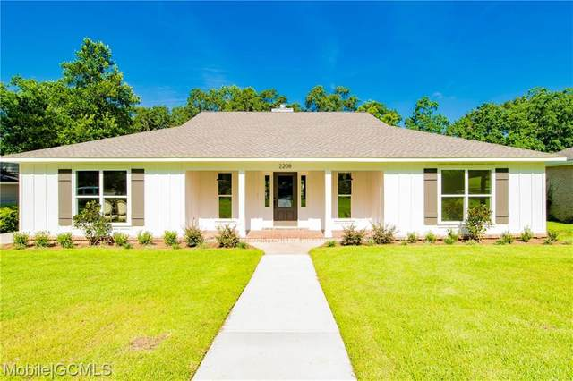 2208 Pine Needle Drive E, Mobile, AL 36609 (MLS #642932) :: JWRE Powered by JPAR Coast & County