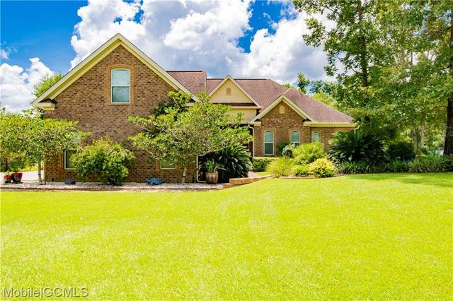 7864 Lake Boulevard, Spanish Fort, AL 36527 (MLS #642952) :: JWRE Powered by JPAR Coast & County