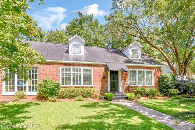 110 Beverly Court, Mobile, AL 36604 (MLS #642991) :: JWRE Powered by JPAR Coast & County