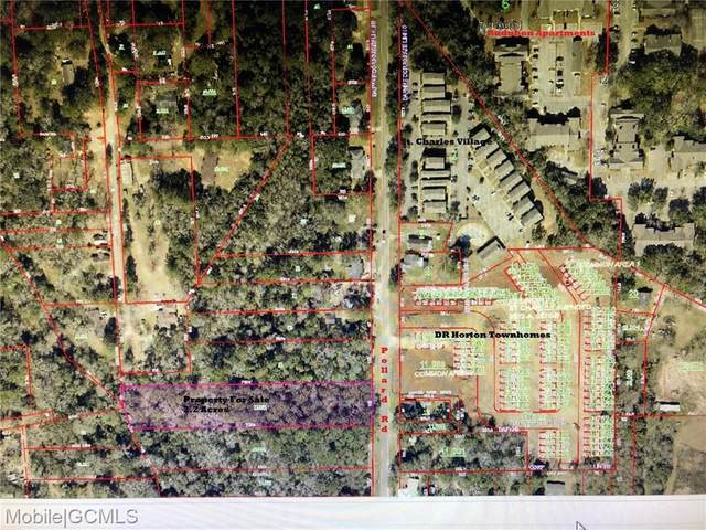 0 Pollard Road, Daphne, AL 36526 (MLS #643034) :: JWRE Powered by JPAR Coast & County