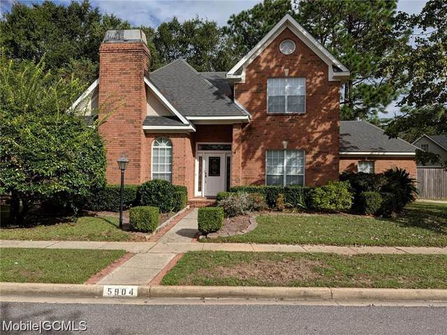 5904 Sutton Trace Court, Mobile, AL 36609 (MLS #643050) :: Mobile Bay Realty