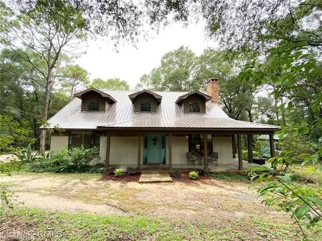 2125 Roseland Drive, Semmes, AL 36575 (MLS #643072) :: Berkshire Hathaway HomeServices - Cooper & Co. Inc., REALTORS®