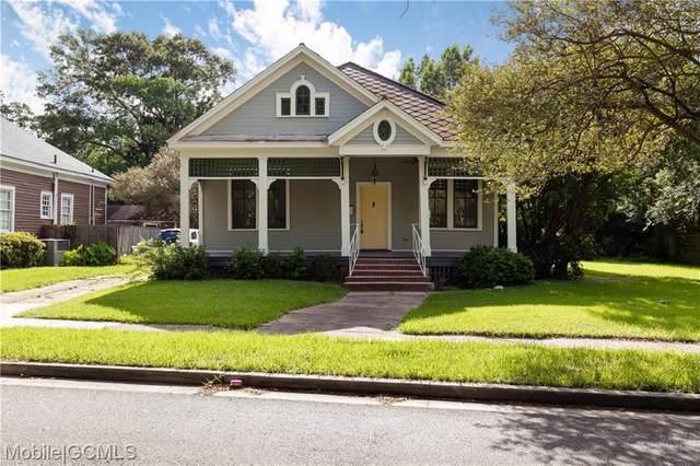 53 Houston Street, Mobile, AL 36606 (MLS #643102) :: JWRE Powered by JPAR Coast & County