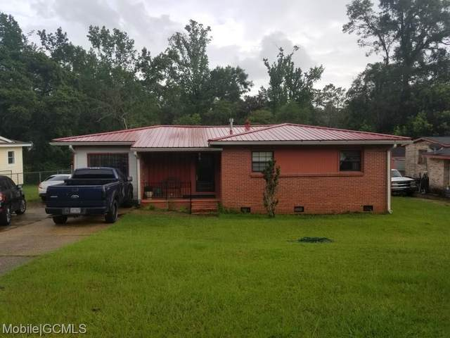 6107 Aaron Drive S, Mobile, AL 36608 (MLS #643195) :: Mobile Bay Realty