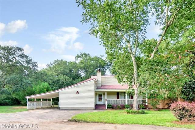 13722 Laco Cooper Road, Wilmer, AL 36587 (MLS #643197) :: Mobile Bay Realty