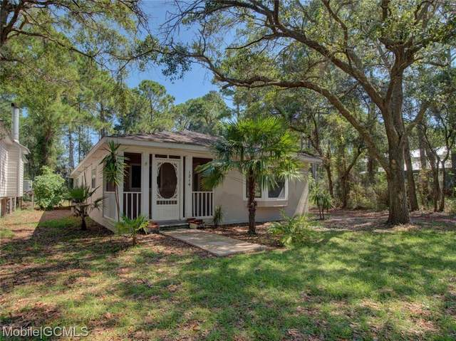 1214 Chaumont Avenue, Dauphin Island, AL 36528 (MLS #643238) :: Berkshire Hathaway HomeServices - Cooper & Co. Inc., REALTORS®